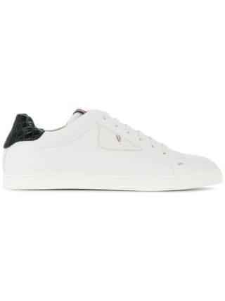 Fendi Bag Bugs sneakers (wit)