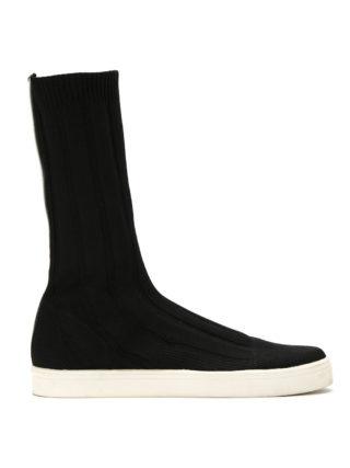 Gloria Coelho knit sock sneakers (zwart)