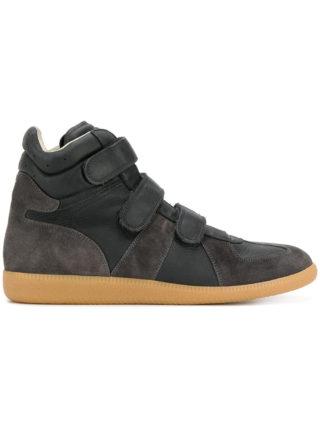 Maison Margiela hi-top Replica sneakers - Black
