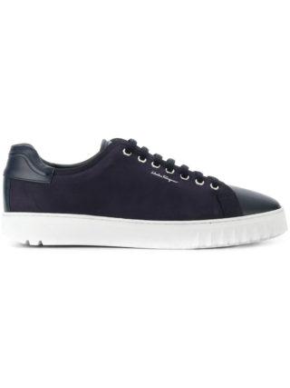 Salvatore Ferragamo low-top sneakers (blauw)