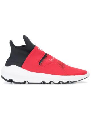 Y-3 Suberou neoprene sneakers - Red