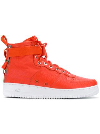Nike SF Air Force 1 Mid sneakers - Yellow & Orange
