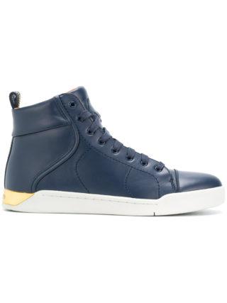 Diesel S-Marquise hi-top sneakers - Blue