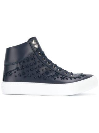 Jimmy Choo Argyle sneakers (blauw)
