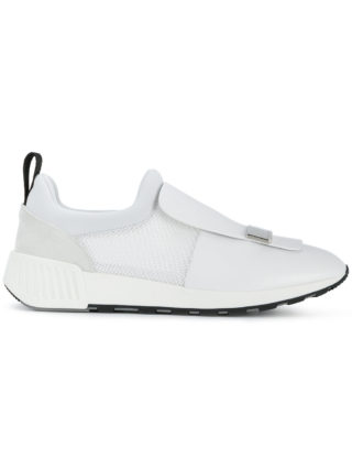 Sergio Rossi slip-on sneakers (wit)