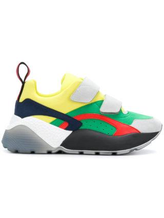 Stella McCartney Eclypse colourbock sneakers - Multicolour