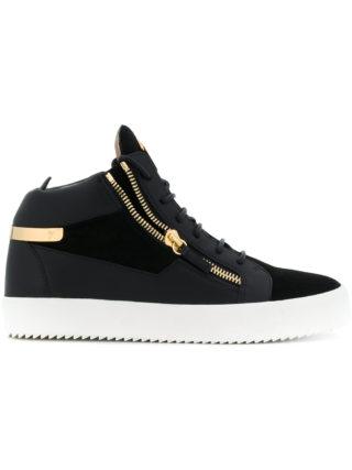 Giuseppe Zanotti Design Kriss sneakers (zwart)