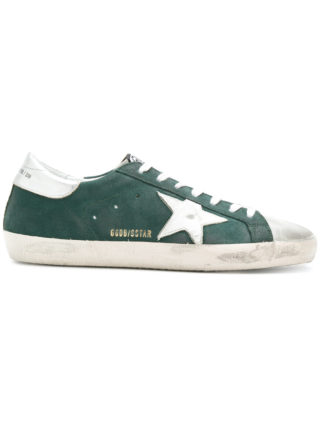 Golden Goose Deluxe Brand Superstar sneakers (groen)