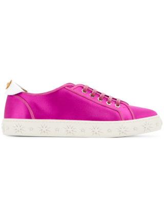 Aquazzura L.A. sneakers (roze/paars)