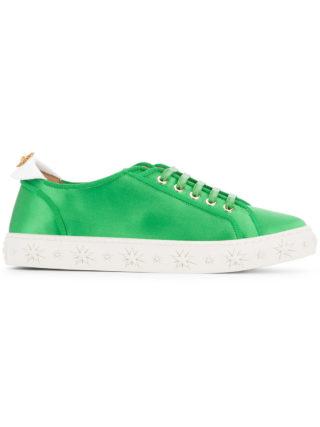 Aquazzura L.A. sneakers (groen)