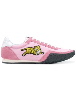 Kenzo tiger running sneakers (roze/paars)