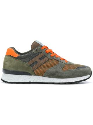 Hogan Running R261 sneakers - Green