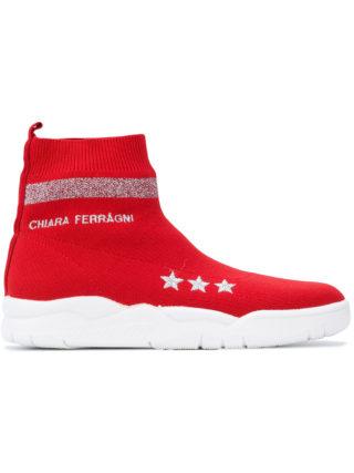 Chiara Ferragni Chiara Suite sneakers (rood)