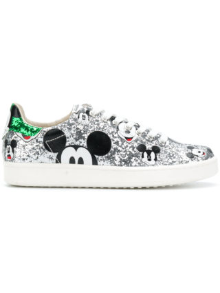 Moa Master Of Arts Mickey sneakers (zilver)