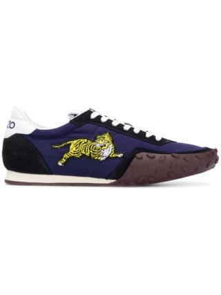 Kenzo tiger running sneakers (blauw)