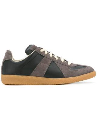 Maison Margiela classic Replica sneakers - Black
