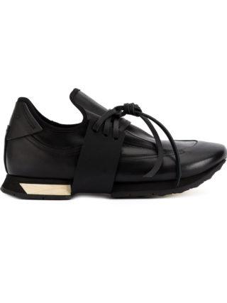 Artselab lace-up sneakers (zwart)
