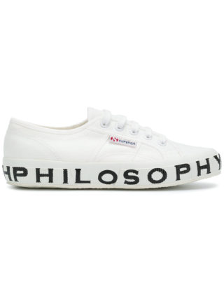 Philosophy Di Lorenzo Serafini Superga X Philosophy sneakers (wit)