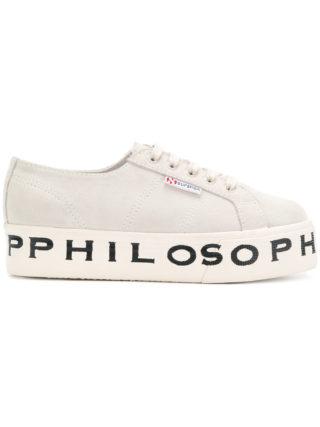 Philosophy Di Lorenzo Serafini Superga X Philosophy sneakers (wit)