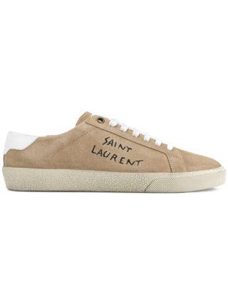 Saint Laurent Court Classic SL/06 sneakers - Brown
