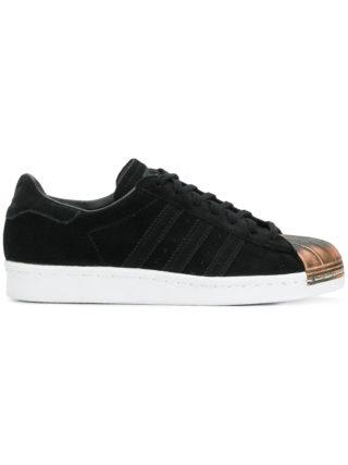 Adidas Adidas Originals Superstar 80's metal toe sneakers - Black