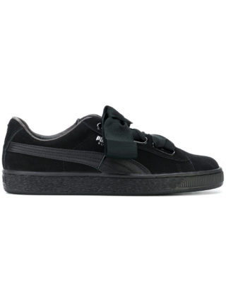 Puma Basket Heart sneakers - Black