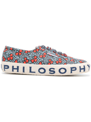 Philosophy Di Lorenzo Serafini Superga x Philosophy sneakers (blauw)