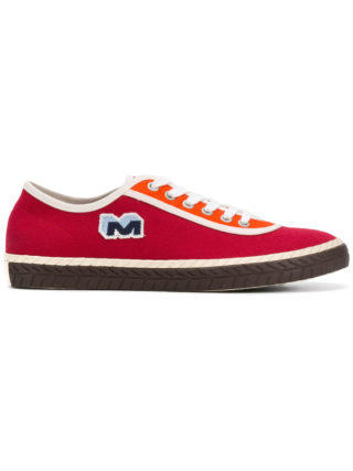 Marni low top sneakers (rood)