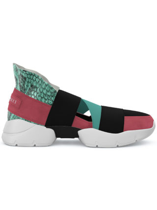 Emilio Pucci City Up custom sneakers (groen)