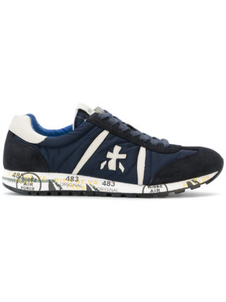 Premiata Lucy sneakers (blauw)