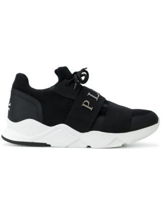 Philipp Plein Runner logo sneakers (zwart)