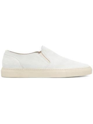 Buttero slip-on sneakers (wit)