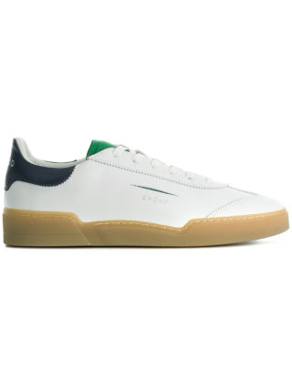 Ghoud lace-up sneakers (wit)
