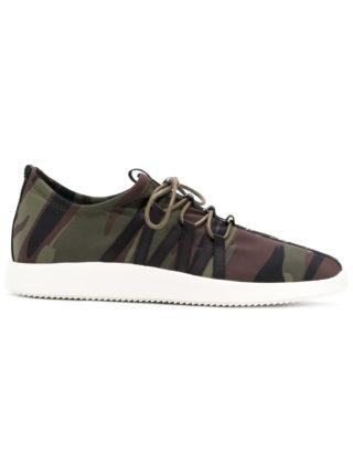 Giuseppe Zanotti Design Ross sneakers (groen)