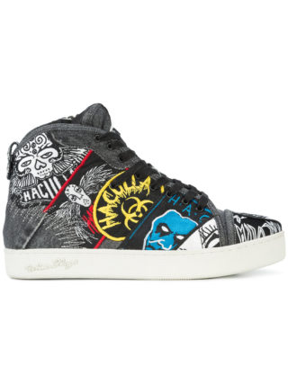 Haculla rancid sneakers (zwart)