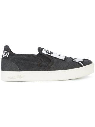 Haculla Thrash Metal skate shoes - Black