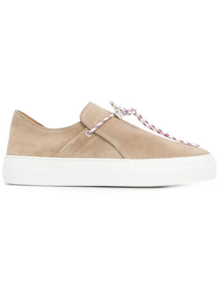 Buscemi Sabot Campo sneakers - Nude & Neutrals