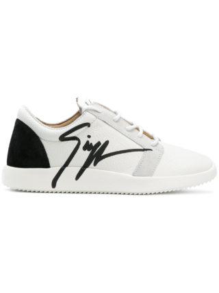 Giuseppe Zanotti Design G Runner Sneakers (wit)