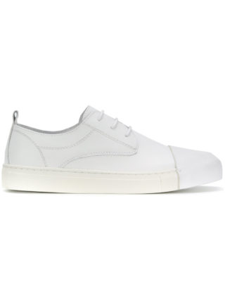 Inês Torcato lace-up sneakers (wit)