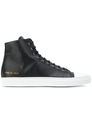 Common Projects Achilles high top sneakers (zwart)