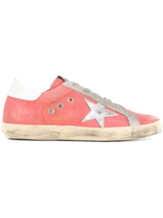Golden Goose Deluxe Brand Superstar sneakers (roze/paars)