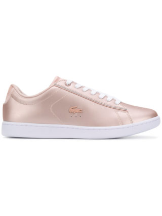 Lacoste Carnaby sneakers - Pink & Purple