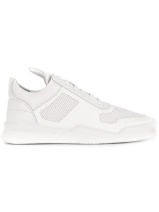 Filling Pieces Ghost low top sneakers - White