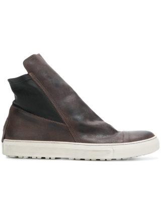 Fiorentini + Baker Bret hi-top sneakers (bruin)