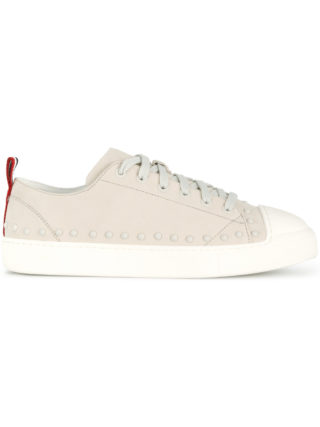 Moncler Linda sneakers - Nude & Neutrals