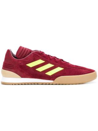 Gosha Rubchinskiy Gosha Rubchinskiy x Adidas side stripe sneakers (rood)
