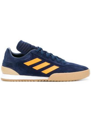 Gosha Rubchinskiy Gosha Rubchinskiy x Adidas side stripe sneakers (blauw)