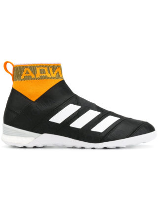 Gosha Rubchinskiy Gosha Rubchinskiy x Adidas side stripe sock-sneakers (zwart)