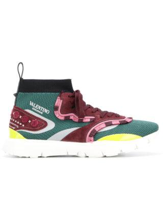 Valentino Valentino Garavani Heroes Tribe sneakers - Green