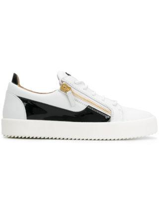 Giuseppe Zanotti Design Frankie sneakers - White
